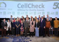 500 farmers honoured at 2019 Milking for Quality Awards