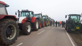 Tractor protest to hit Merrion Square tomorrow – organisers