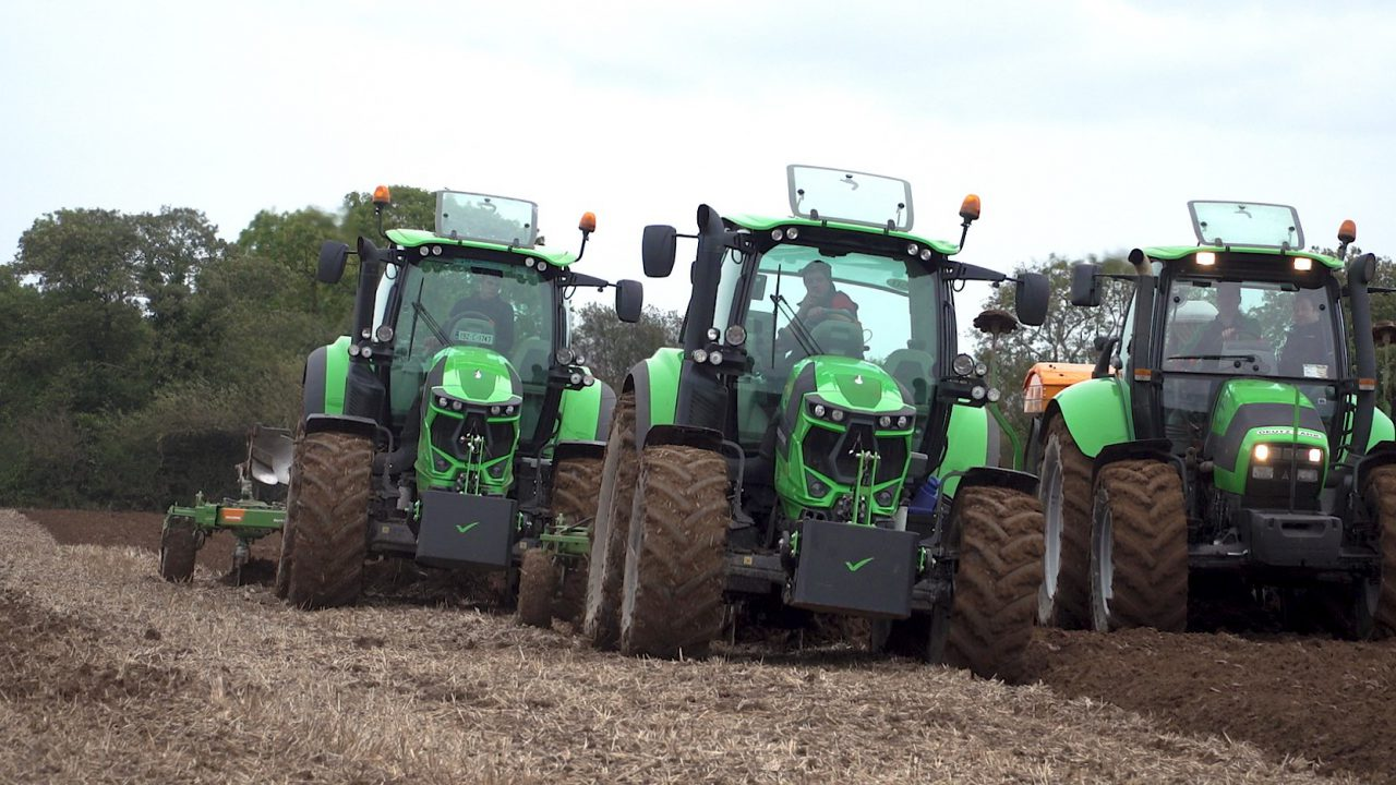 Video: 'Past users would be pleasantly surprised to re-visit theirDeutz-Fahr days'