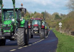 Call-out to tractor drivers ahead of righteous rural run