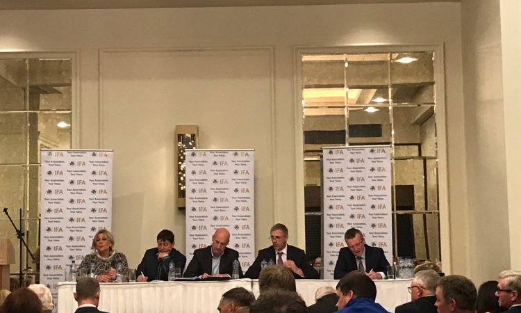 IFA candidates quizzed on member concerns at Mullingar hustings