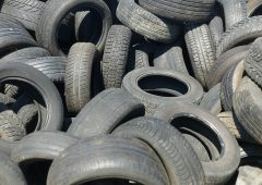 Tyre Disposal Scheme: 97% of car tyres recycled in 2018