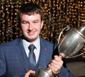 Clare man named FBD Young Farmer of the Year 2019
