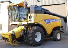 Auction reminder: Fleet of machinery to go 'under the hammer' in Co. Meath