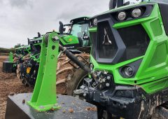 Video: What separates these 4 new Deutz-Fahr tractors in Co. Cork?
