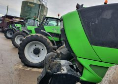 Auction report: Fleet of Deutz-Fahr tractors offered for sale in Co. Meath