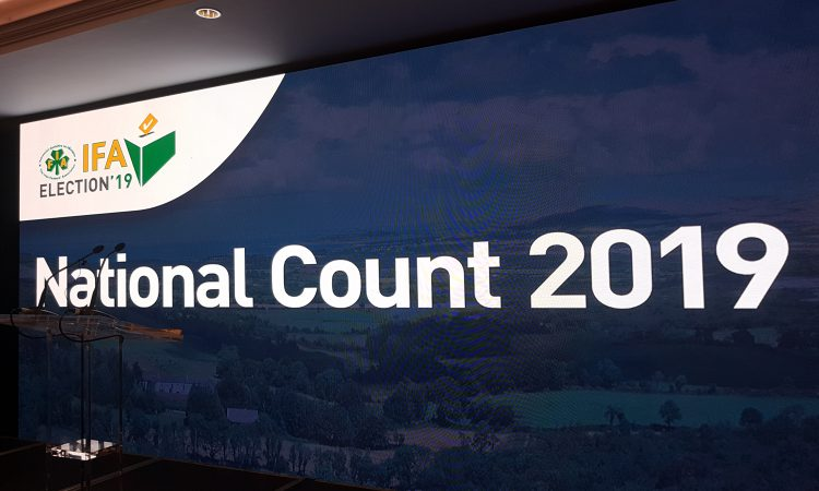Percentage turnout in IFA presidential elections revealed