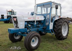 Auction report: Gutsy Ford 'conversion' pulls the punters