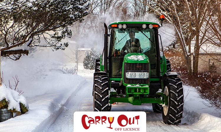 Carry Out Off Licence is showing its appreciation to Irish farmers this Christmas