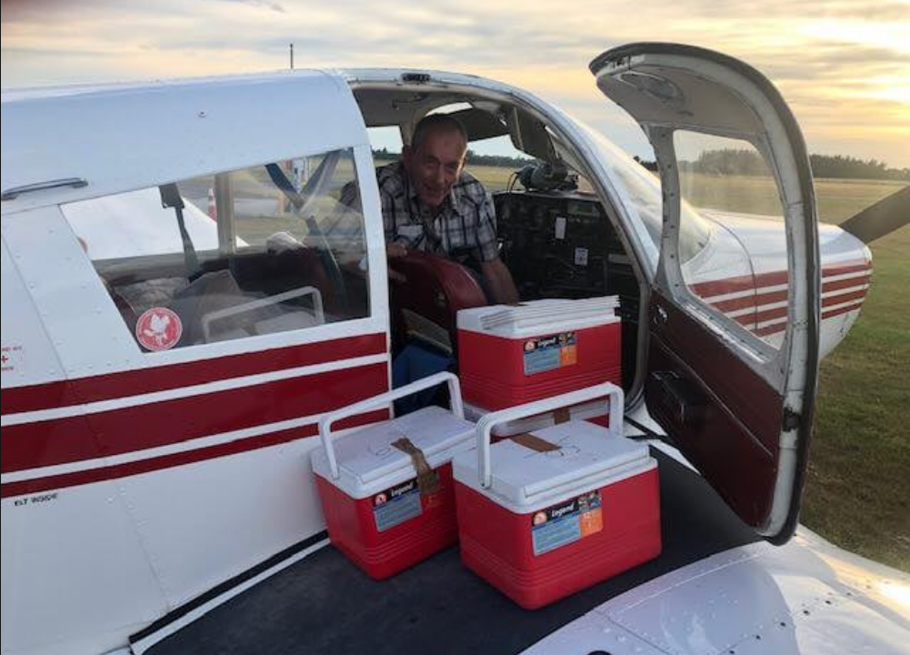 AI straws airlifted to farmers stranded in New Zealand floods