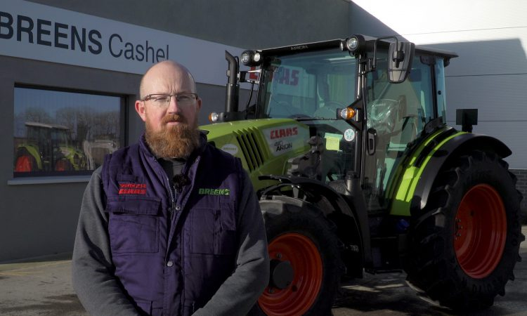 Video: Taking a tour of a busy tractor workshop in Co. Tipperary