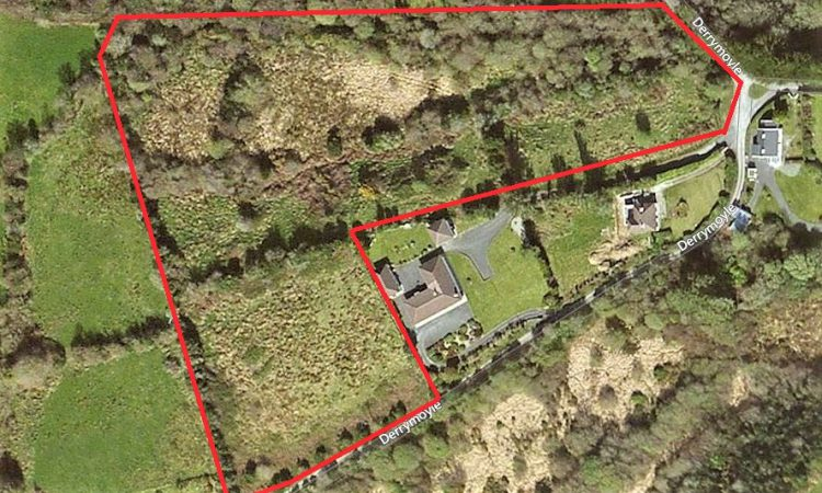 Opportunity to purchase farmland bordering a river in Co. Galway