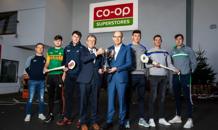 Co-Op back on board to sponsor Munster Hurling League for 2020