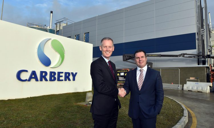 Carbery secures €35 million EIB loan for Ballineen expansion