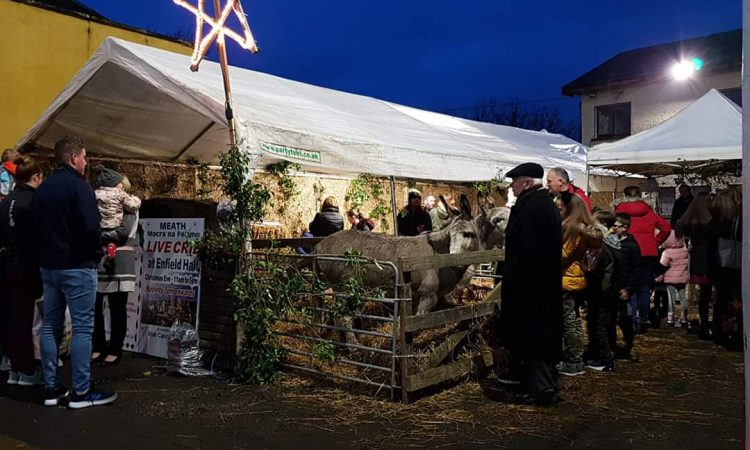 Farmers to flock to live crib for local charity in the 'Royal County'