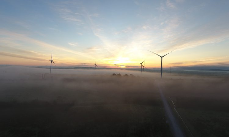 Co. Offaly wind farm development to begin next year