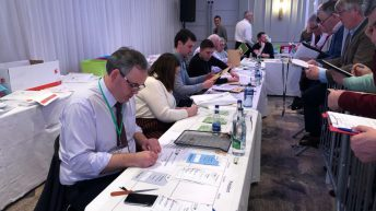 IFA elections: Count gets underway in Castleknock