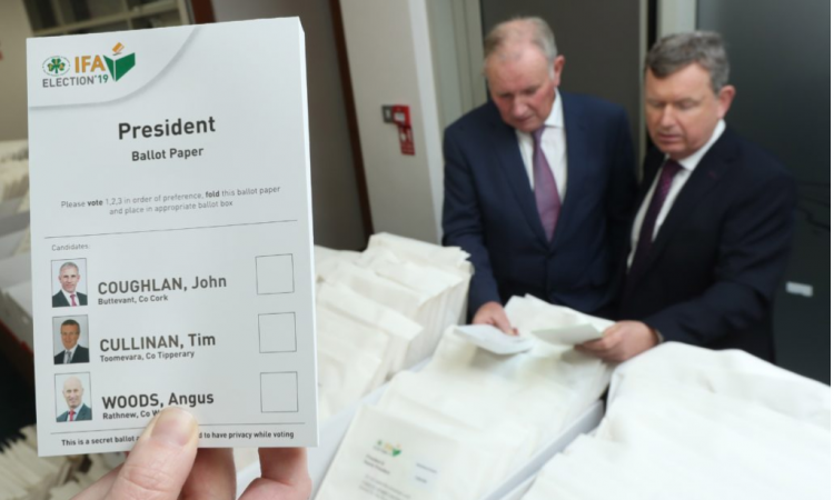 Voting in IFA elections draws to a close tonight