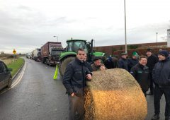 Beef Plan calls for protesters to step away from distribution centre blockades