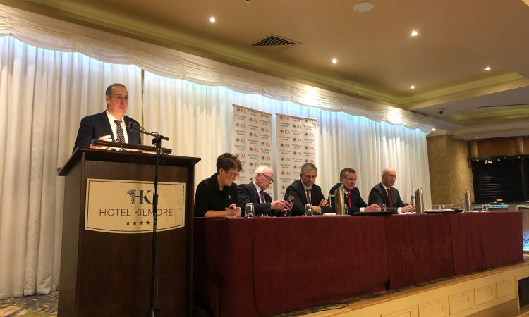 IFA elections: Cooney calls for reversal of CAP cut proposals