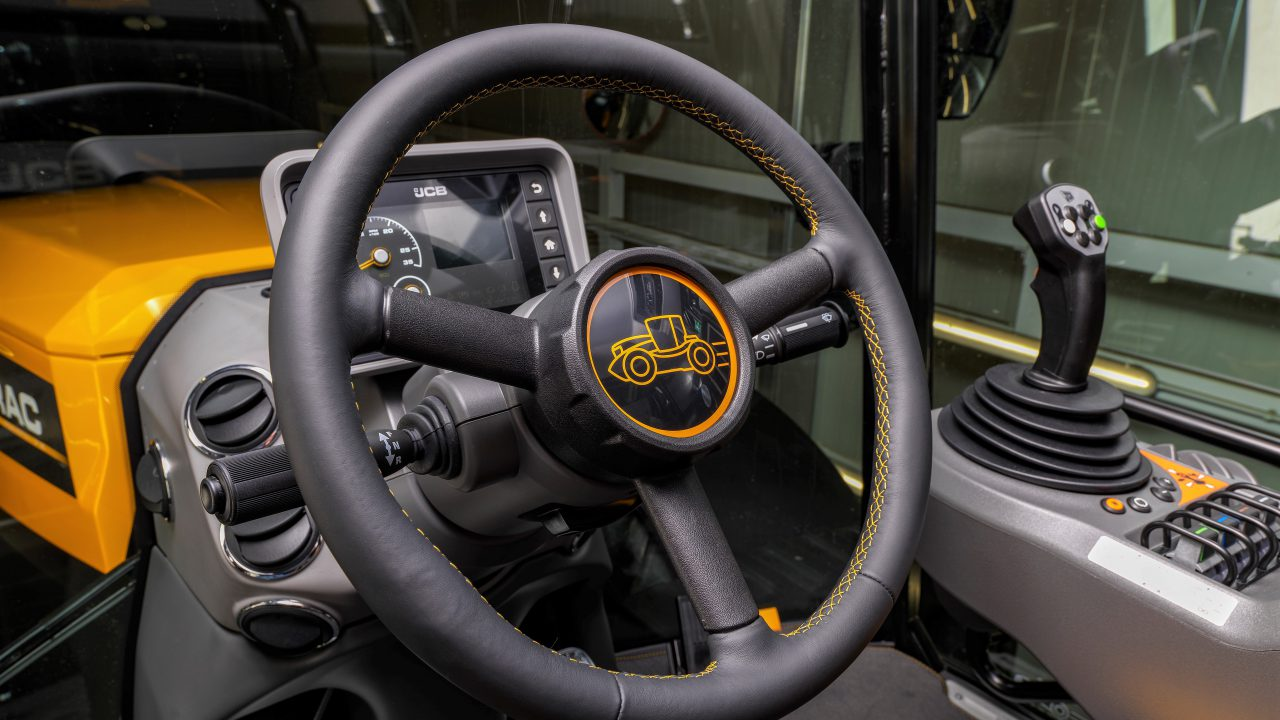 Will this 'special-edition' JCB Fastrac be a future 'classic'?