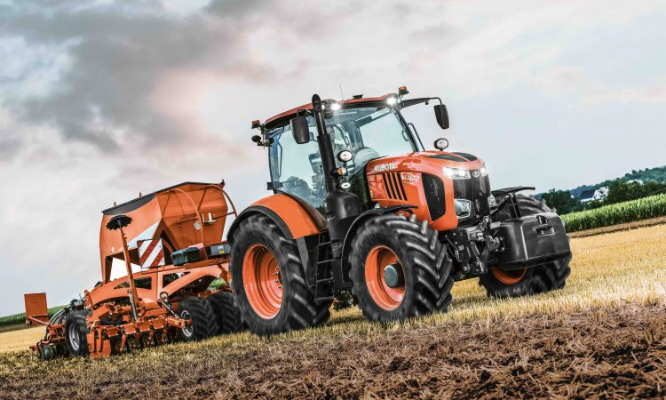 Video: Kubota's flagship tractor an 'efficient, powerful and cost-effective solution'