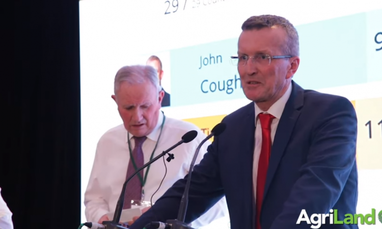 Video: Newly-elected IFA president's first focus will be beef sector