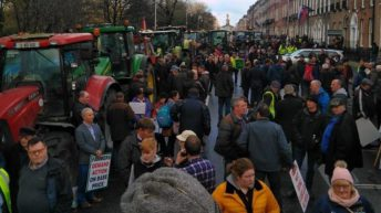 Speculation mounts over possible New Year's Day beef protest