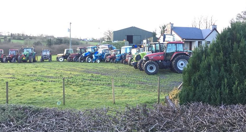 NI vintage tractor club to host run in aid of hospice care