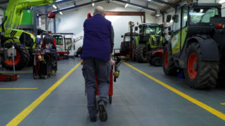 AgriLand takes a tour around the new tractor workshop in Breens Farm Machinery (Cashel)