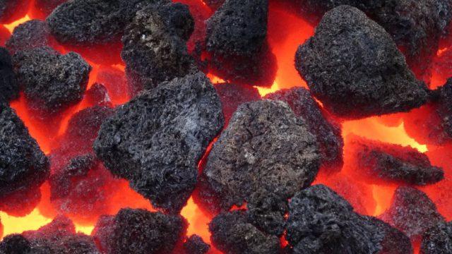 Smoky coal
