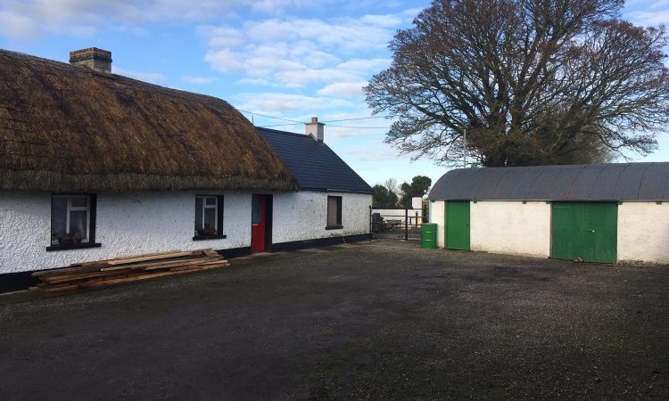 Farmyard dating back to 1700s gets new lease of life