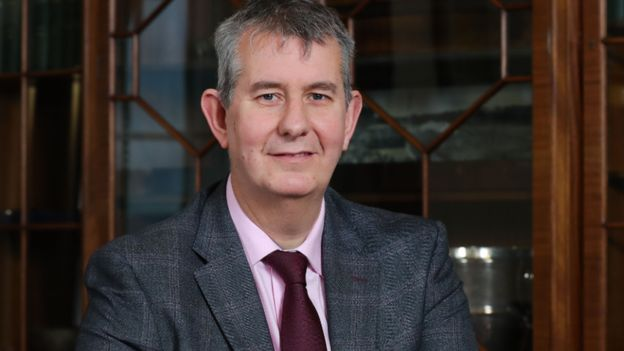 New NI agriculture minister – Edwin Poots – sets out 'common sense approach'