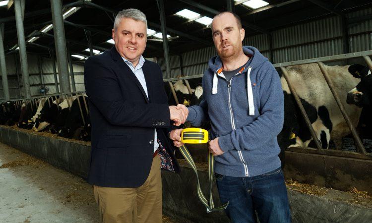 Co. Kilkenny farmer scoops massive Censortec Ireland heat detection prize
