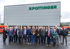 Austrian ambassador unveils new Pottinger premises in Tipp