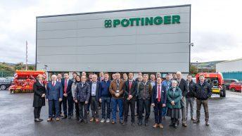 Austrian ambassador unveils new Pottinger premises in Co. Tipperary