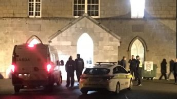 Garda presence and 'locked doors' at Beef Plan standoff