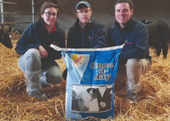 Bonanza's on-farm support fuels success of automatic feeder for Tipperary farmer