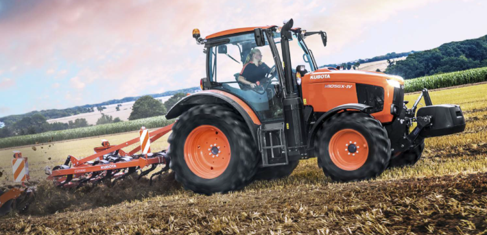 Kubota: Meeting the tractor challenge…with outstanding value