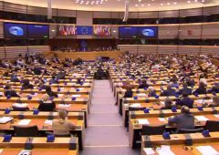 European Parliament ratifies UK withdrawal agreement