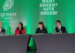 Greens' manifesto proposes bonus for 'zero-movement' beef