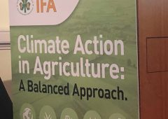 IFA climate change event gets underway in Dublin