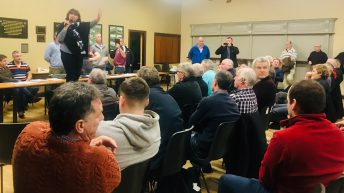 'We're the laughing stock of the country' – chaos as Galway Beef Plan election abandoned