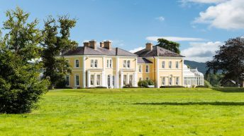 250ac of farmland, woodland, outbuildings and more… Rocketts Castle Estate has it all