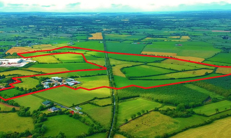 High-quality dairy enterprise on 144ac available for purchase in the 'Golden Vale'