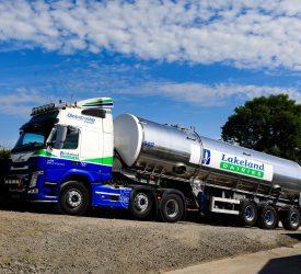 Lakeland Dairies reveals milk price for April