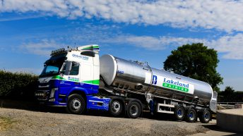 Lakeland increases milk price for January supplies