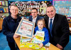 Avoid Harm on the Farm: 2020 NI children's farm safety calendar launched