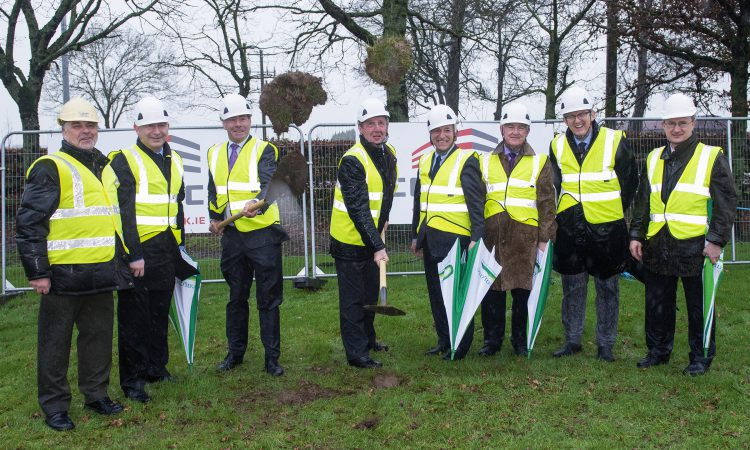 Creed turns sod on €8.8 million Moorepark investment
