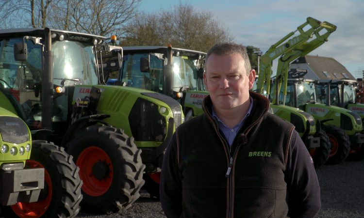 Video: 'It's not easy running a farm machinery dealership; there are big costs'